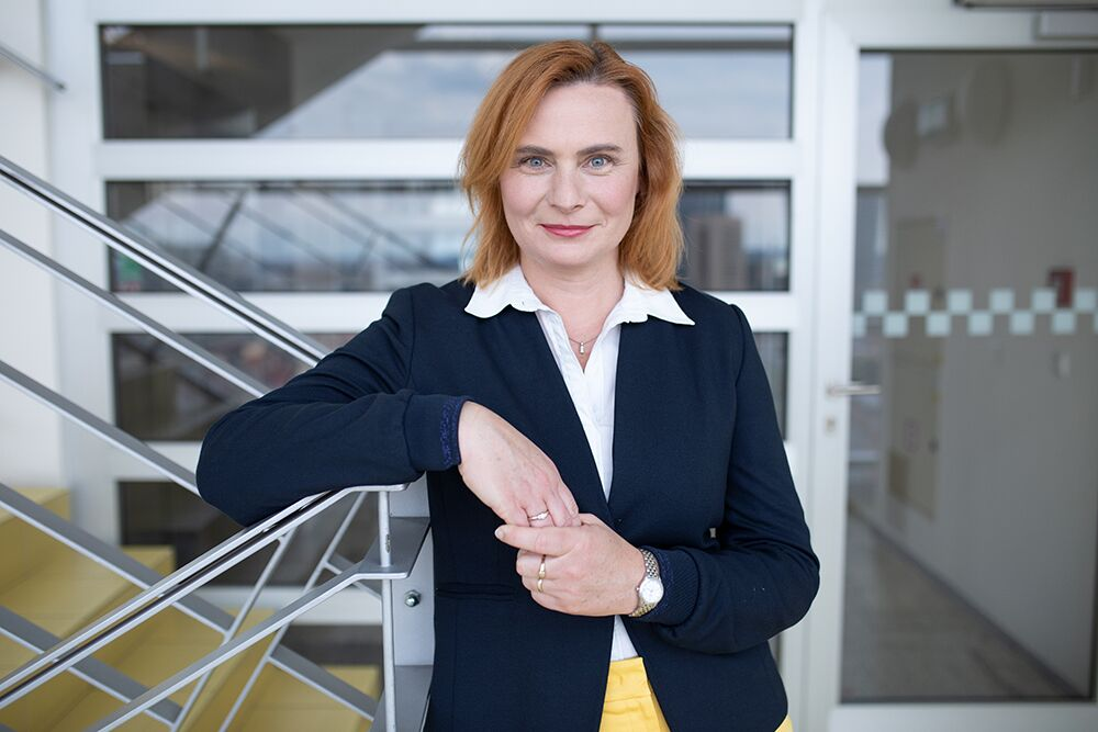 Irena Zelená